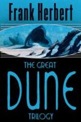 Great dune trilogy | Frank Herbert |