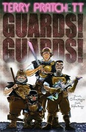 Guards! Guards! | Terry Pratchett |