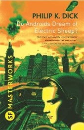 Do androids dream of electric sheep? | Philipk. Dick |