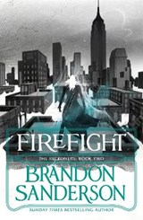 Firefight | Brandon Sanderson |