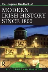 Longman Handbook of Modern Irish History Since 1800 | Dr. Alan O'day |