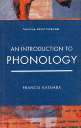 An Introduction to Phonology | Francis Katamba |