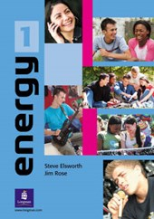 Energy 1 Students' Book plus notebook