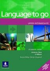 Language to Go Upper Intermediate Students Book