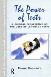 Power of Tests | Elana Shohamy |