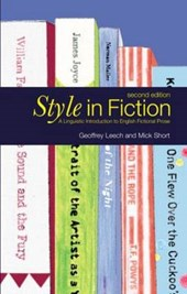 Style in Fiction | Geoffrey Leech |
