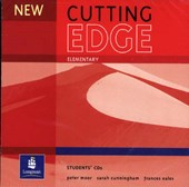 Cutting Edge Elementary New Editions Student Audio CD