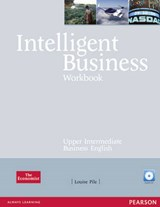 Intelligent Business Upper-Intermediate. Workbook with Audio CD | auteur onbekend |