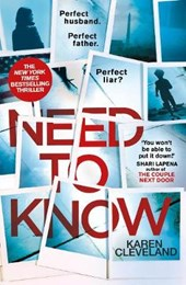 Need to know | Karen Cleveland |