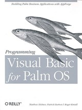 Programming Visual Basic for Palm OS | Matthew Holmes |