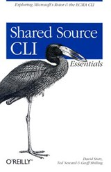 Shared Source CLI Essentials [With CDROM] | David Stutz |