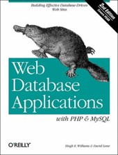 Web Database Applications with PHP and MySQL | Hugh E Williams |