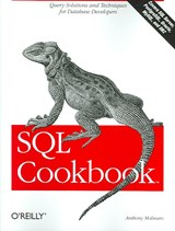 SQL Cookbook | Anthony Molinaro |