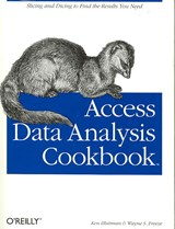 Access Data Analysis Cookbook | Ken Bluttman |