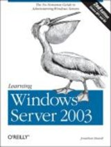 Learning Windows Server | Jonathan Hassell |
