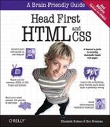 Head First HTML and CSS | Elisabeth Robson ; Eric Freeman |