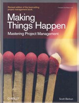 Making Things Happen | Scott Berkun |