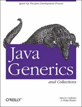 Java Generics and Collections | Maurice Naftalin |