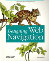 Designing Web Navigation | James Kalbach |