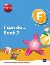 Abacus Evolve Foundation: I Can Do Book 2 Pack of