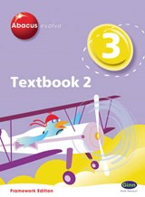 Abacus Evolve Year 3/P4: Textbook 2 Framework Edition | auteur onbekend |