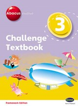 Abacus Evolve Challenge Year 3 Textbook | Adrian Pinel |