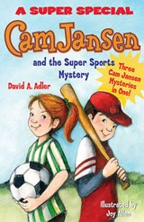 CAM Jansen and the Sports Day Mysteries | David A. Adler |