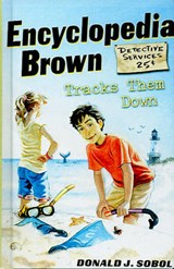 Encyclopedia Brown Tracks Them Down | Donald J. Sobol |