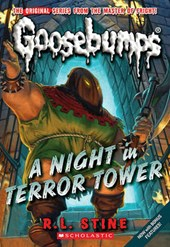 A Night in Terror Tower | R. L. Stine |