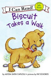 Biscuit Takes a Walk | Alyssa Satin Capucilli |