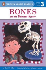 Bones and the Dinosaur Mystery | David A. Adler |