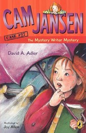 Cam Jansen and the Mystery Writer Mystery | David A. Adler |