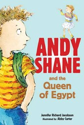 Andy Shane and the Queen of Egypt