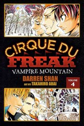 Cirque Du Freak, Volume