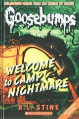 Welcome to Camp Nightmare | R. L. Stine |