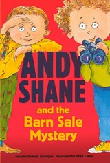 Andy Shane and the Barn Sale Mystery | Jennifer Richard Jacobson |