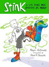 Stink y Los Tenis Mas Apestosos del Mundo (Stink and the World's Worst Super-Stinky Sneakers)