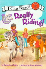 Really Riding! | Catherine Hapka |