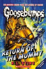 Return of the Mummy | R. L. Stine |