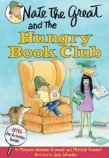 Nate the Great and the Hungry Book Club | Marjorie Weinman Sharmat |