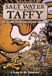 Salt Water Taffy the Seaside Adventures of Jack and Benny
