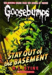 Stay Out of the Basement | R. L. Stine |