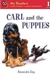 Carl and the Puppies | Alexandra Day |