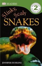 Slinky, Scaly Snakes!