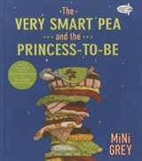 The Very Smart Pea and the Princess-To-Be | Mini Grey |