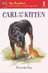 Carl and the Kitten | Alexandra Day |