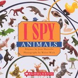 I Spy Animals | Jean Marzollo |