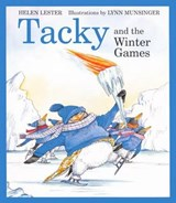 Tacky and the Winter Games | Helen Lester |