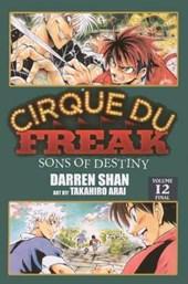 Cirque Du Freak, Volume