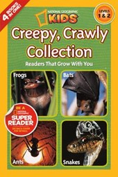 Creepy Crawly Collection | Elizabeth Carney |